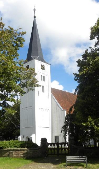 Icoon van Heiloo, de Witte Kerk