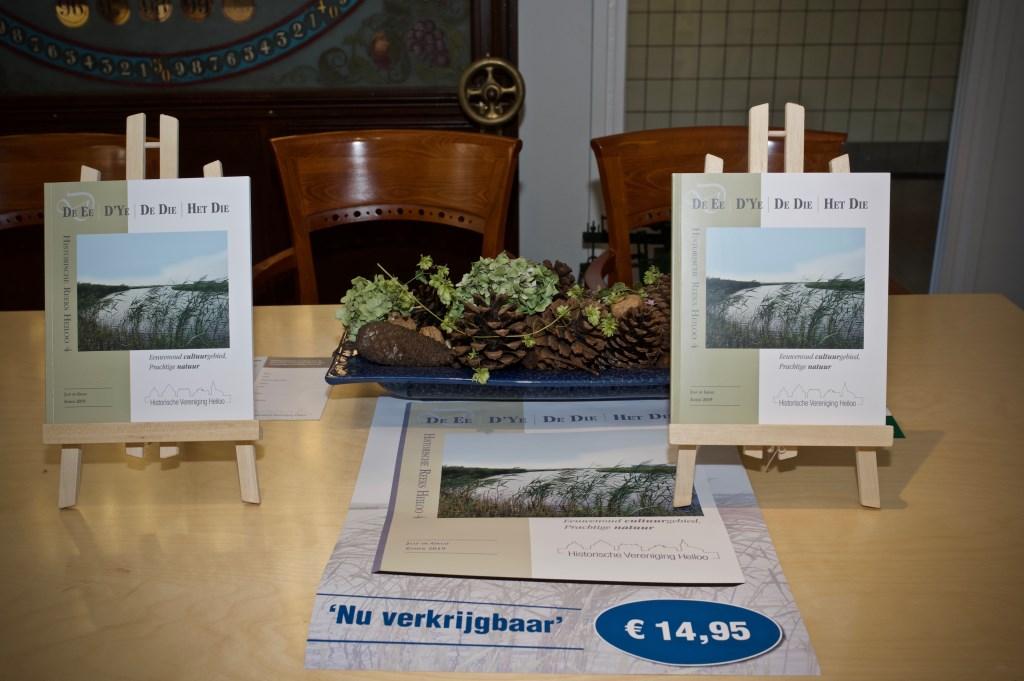 Vanaf heden verkrijgbaar bij de boekhandel. Foto: STiP Fotografie © Uitkijkpost Media B.v.