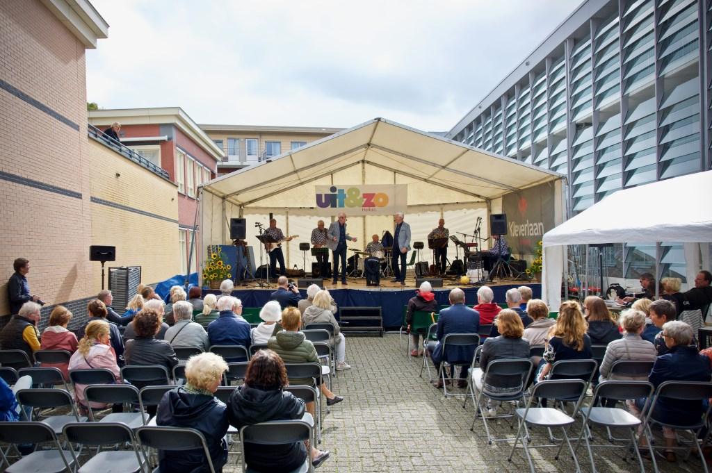 Optreden van Septimbre. Foto: STiP Fotografie © Uitkijkpost Media B.v.