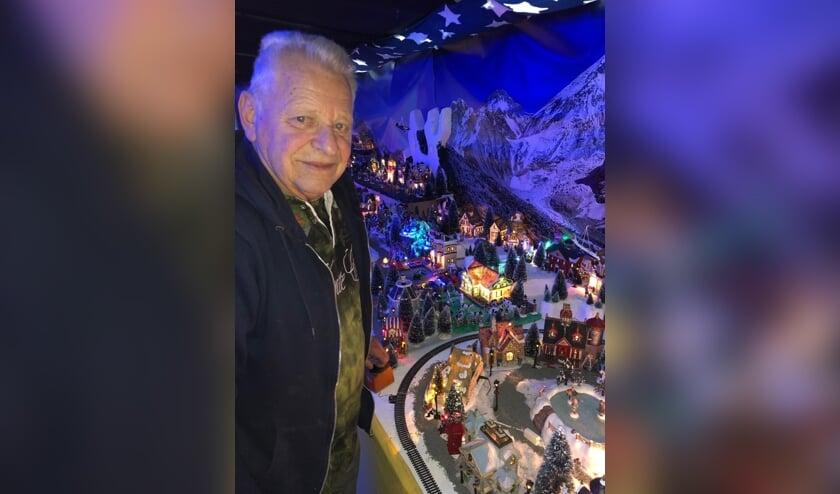 Ron de Boer: de burgemeester van het Kerstdorp op de Kleis
