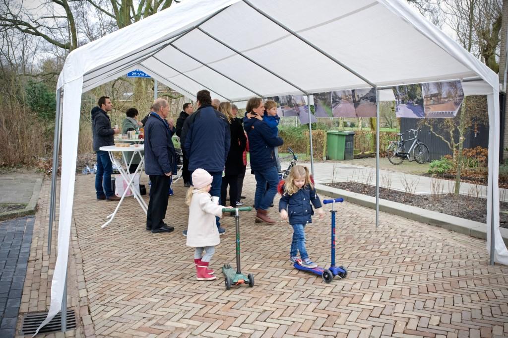 De bewoners zijn blij met de nieuwe inrichting. Foto: STiP Fotografie © Uitkijkpost Media B.v.