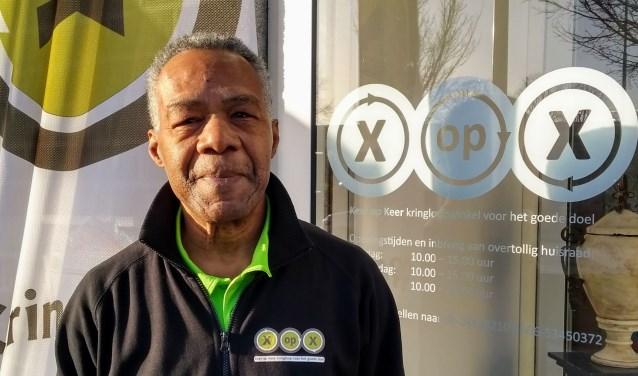 Frem is voorzitter van kringloopwinkel XopX.