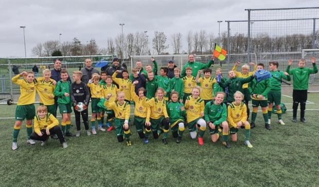 <p>FC Uitgeest Jeugdtoernooi.</p>