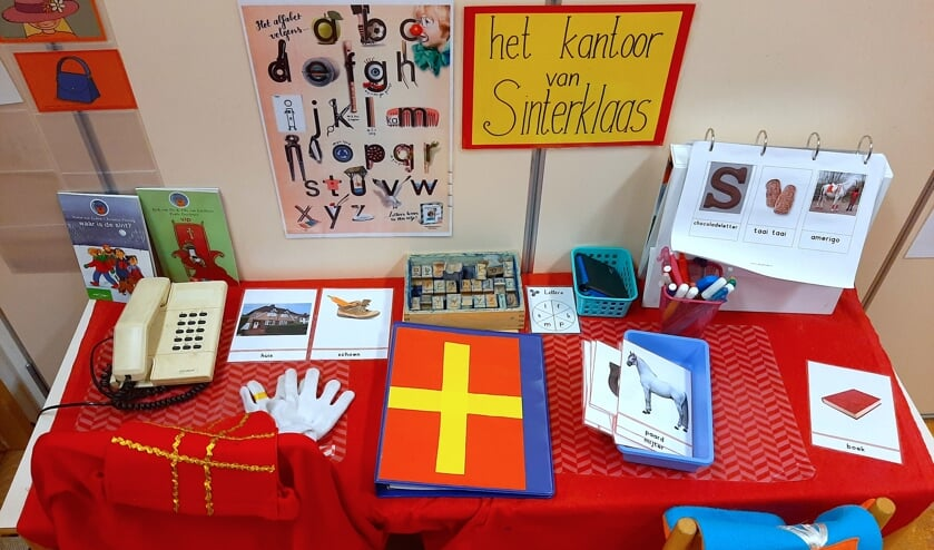 <p>Sinterklaaskantoor.</p>