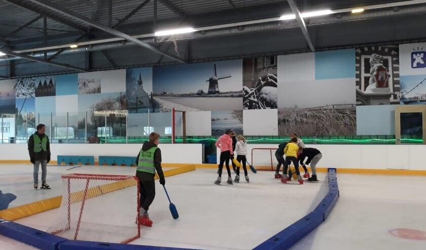 <p>Van ijshockey tot vrijschaatsen, er werd van alles gedaan tijdens de ICE games.</p>