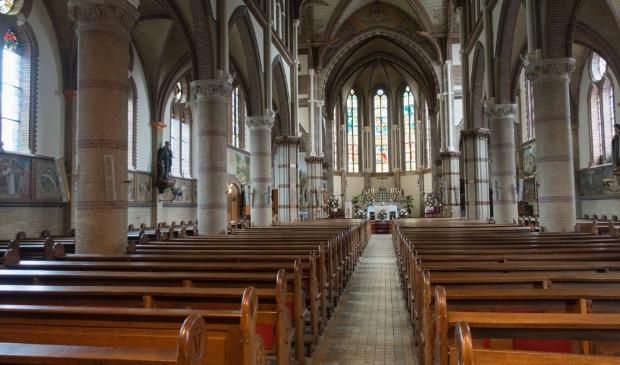 R.K. Kerk in Uitgeest