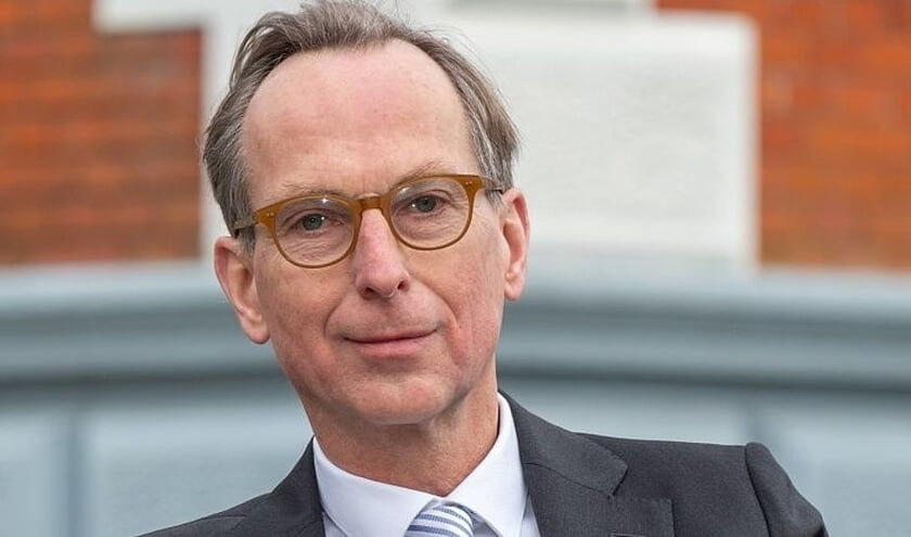 Waarnemend burgemeester Gerrit Goedhart