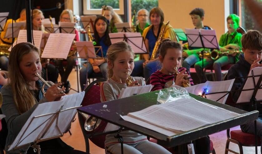 Tijdens het donateursconcert treden alle muzikanten van Emergo op