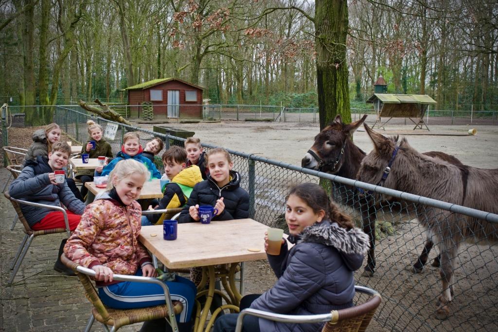 Bij het Beestenboetje wordt tussentijds een eet- en drinkpauze ingelast.  Foto: STiP Fotografie © Uitkijkpost Media B.v.