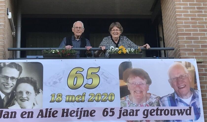Jan en Alie Heijne.