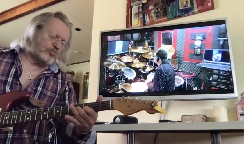 Fred van Willigen geeft vandaag zijn 100e live optreden.