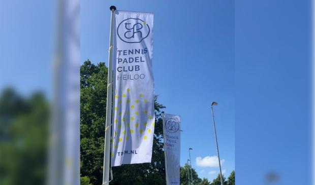 Een nieuwe naam en een nieuw logo voor Tennis Padel Club Heiloo.
