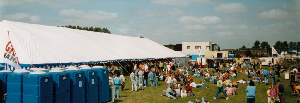 Ypestock 1993. Foto: aangeleverd © Uitkijkpost Media B.v.