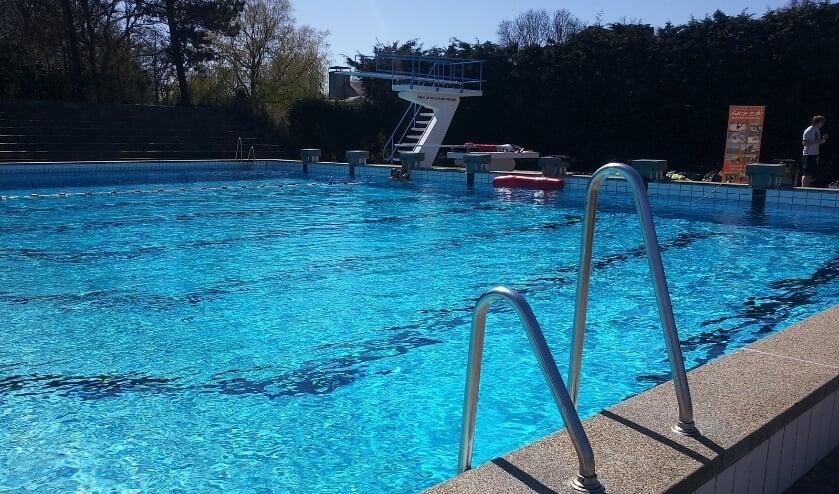 Zwembad het Baafje is weer toegankelijk voor iedereen!