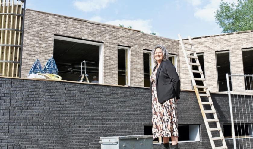 Jessica Zwart is de vrouw achter het hospice. (Foto: STiP Fotografie).