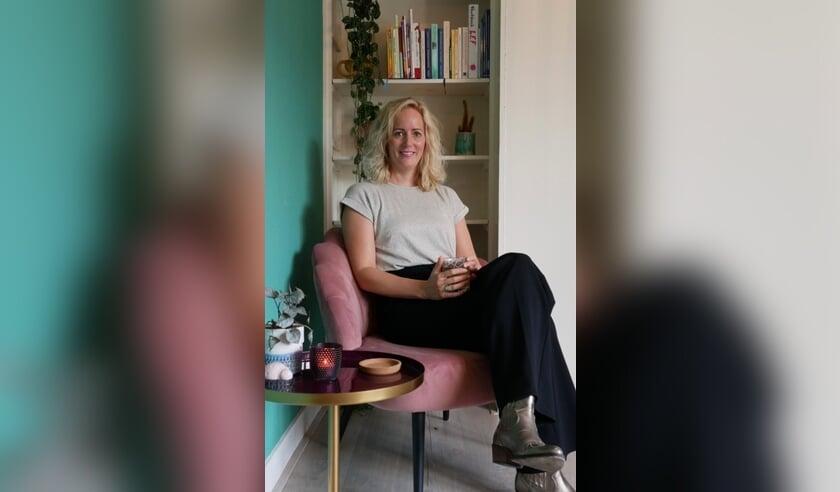 <p>Sandra Groot, meidencoach.</p>