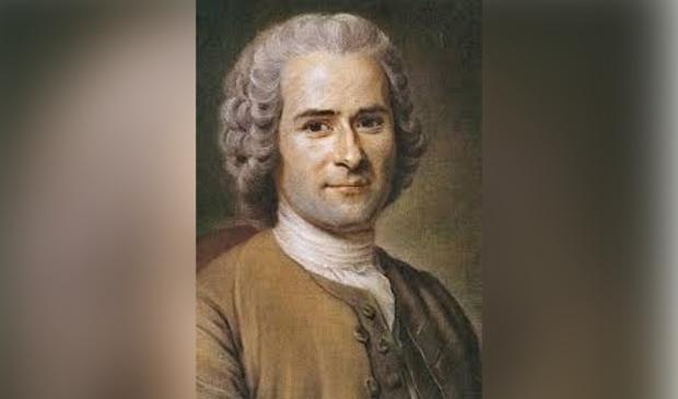 <p>Jean-Jacques Rousseau.</p>