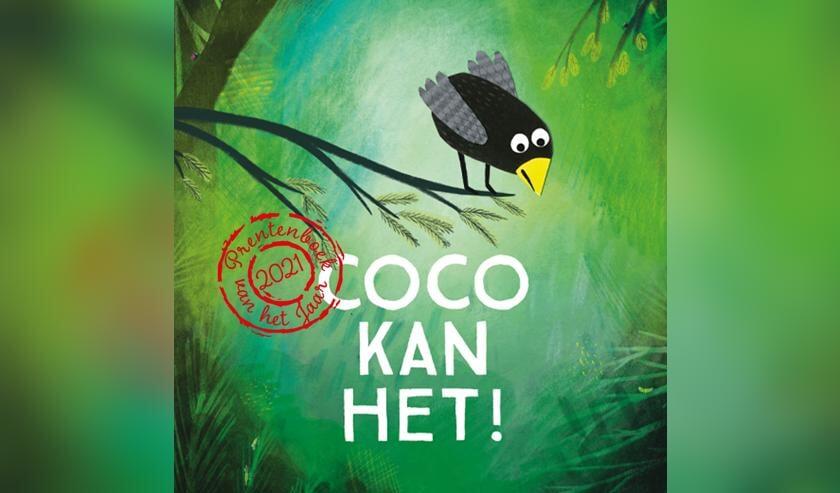 <p>Het boek &#39;Coco kan het!&#39; staat centraal tijdens De Nationale Voorleesdagen. </p>