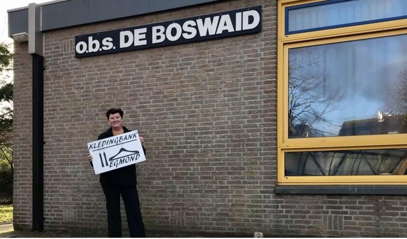 <p>Kledingbank Egmond vindt onderkomen in voormalig pand van De Boswaid in Egmond aan den Hoef.&nbsp;</p>