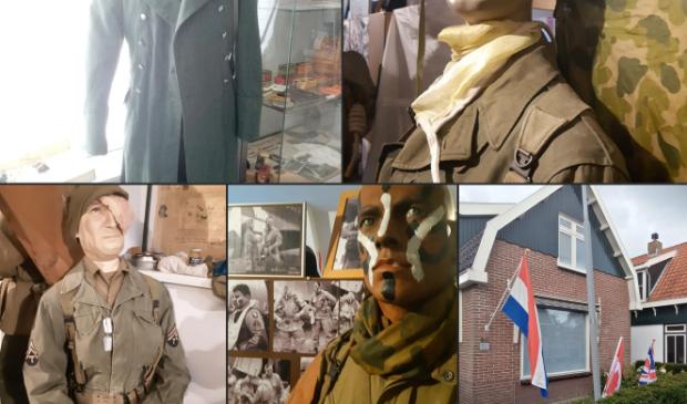 Oorlogsmuseum 1940-1945 opent zijn deuren in Akersloot