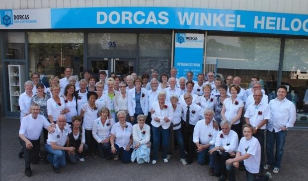 Nieuwe Dorcas kringloopwinkel op De Oude Werf