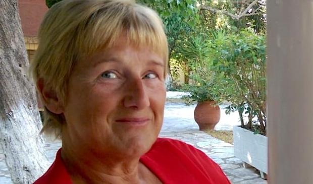 Yvonne Hoogeland.