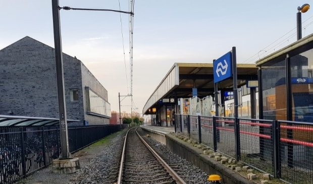 <p>Station Heiloo</p>