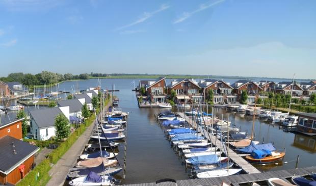 <p>Jachthaven Uitgeest / De Meerparel</p>