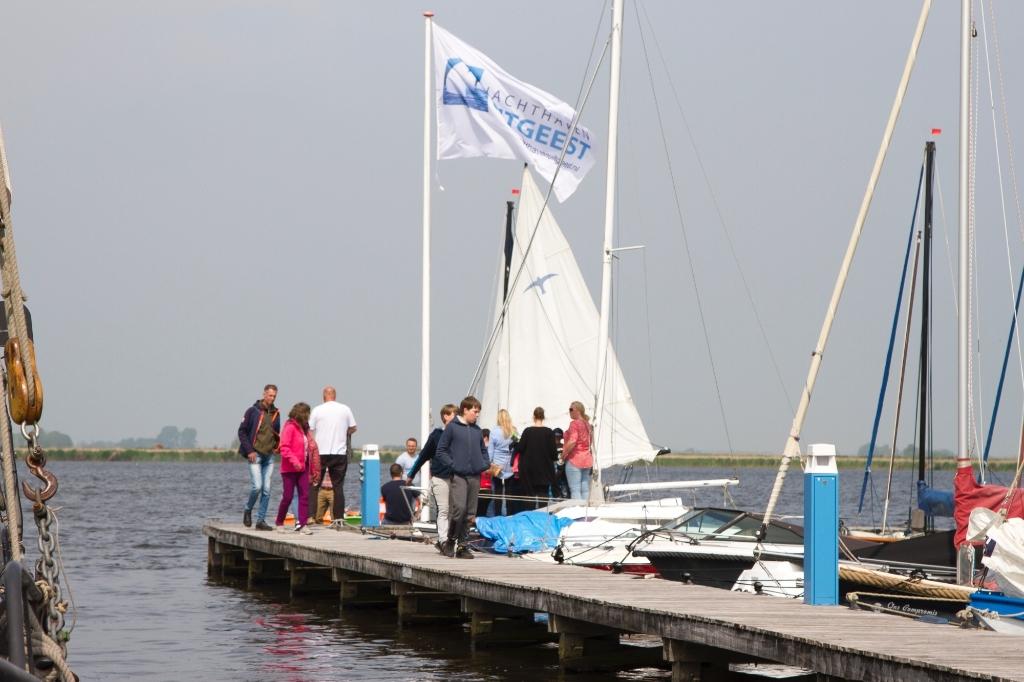Open Watersportdag op Jachthaven Uitgeest (2019). Foto: Anita Webbe © Uitkijkpost Media Bv.