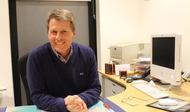 Huisarts Dirk Jan van Wijk.