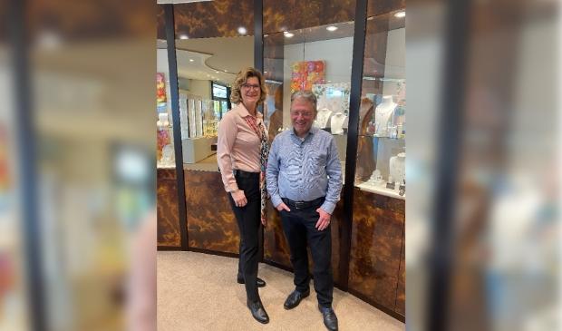 Alouette en Maarten Jan van Zaanen.