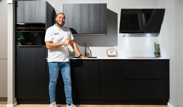 <p>Een zwarte keuken heeft een chique en moderne uitstraling.</p>