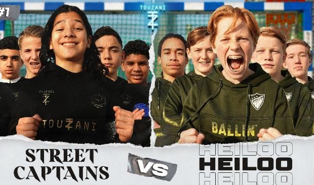 <p>Team Heiloo ongeslagen kampioen in FC Straat League!</p>