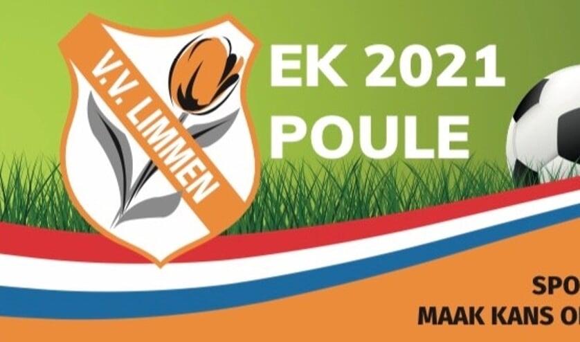 <p>Doe mee aan de EK poule van V.V. Limmen en steun de club.</p>