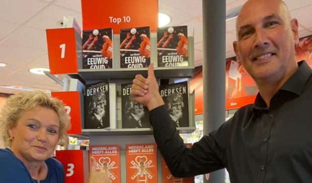 <p>De biografie van Ron Zwerver prijkt op de eerste plaats in de Top 10.</p>