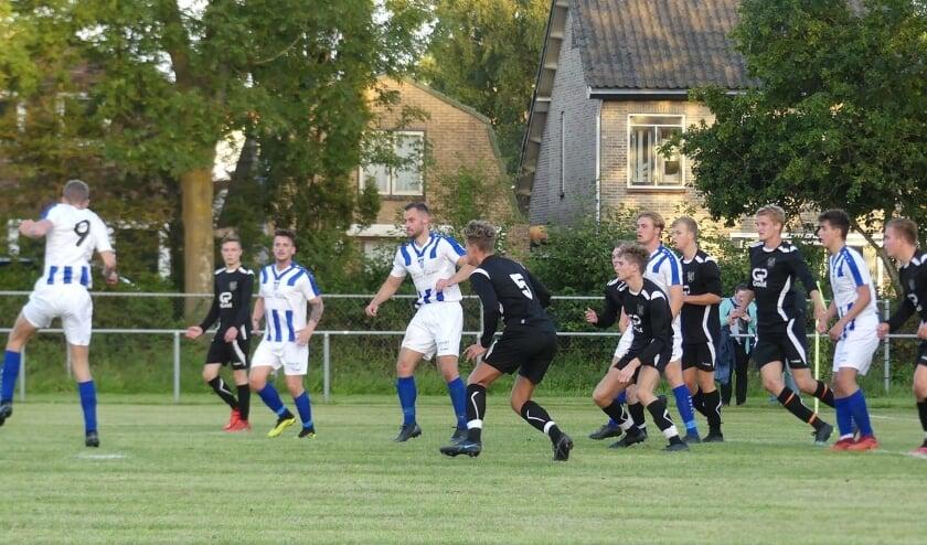 <p>Een flinke nederlaag voor FC Castricum in de strijd om de CAL cup</p>