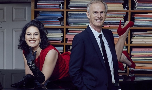 <p>De muzikale chemie tussen Fay Claassen en Cor Bakker wordt alom geprezen.</p>