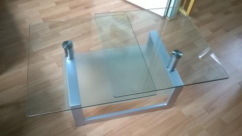 Salontafel Glas Draaibaar.Glazen Design Salontafel Marktplein