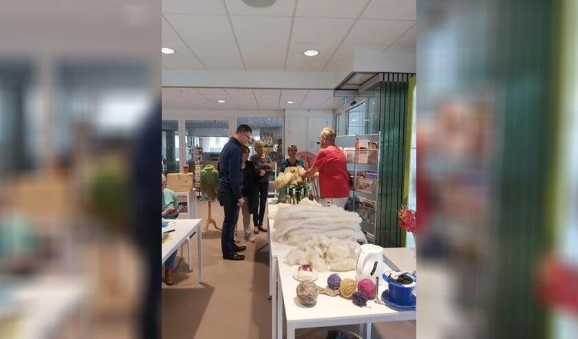 Workshop lunch natuurlijke producten / Agnes Blok