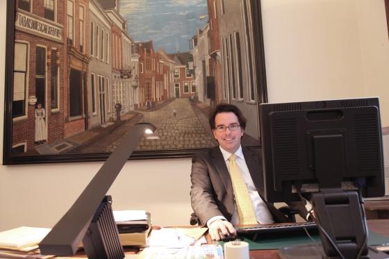 Wethouder Christian Zierleyn: 'Provincies waren gelukkig positief'