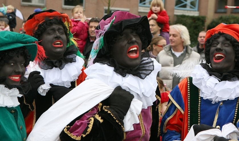<p>D66 wil geen Zwarte Pieten meer in Gooise Meren.</p>
