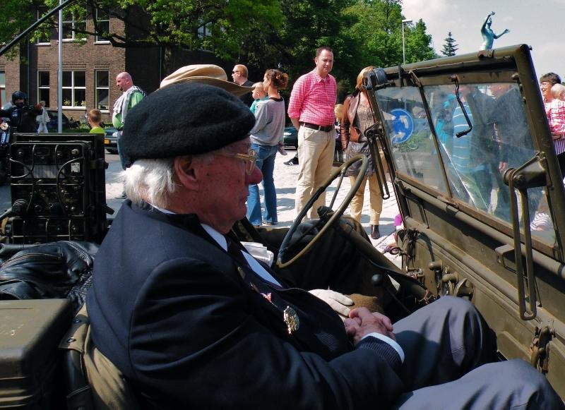 Onder de toeschouwers ook onze burgemeester.  © Enter Media