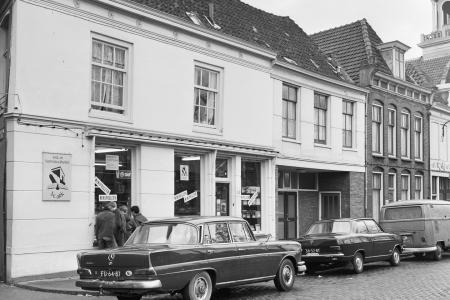 Boek-, en kantoorvakhandel de Ark in 1969