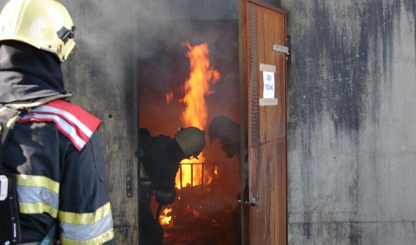 Foto: Brandweer Gooi en Vechtstreek