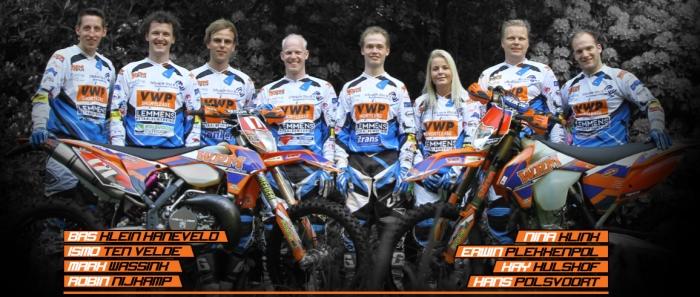 Het WPM Team  Nina  Klink © Enter Media