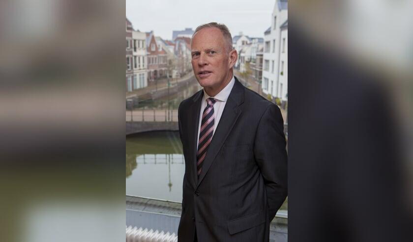 """Burgemeester Han ter Heegde: 'We zullen de tanden een tijdje op elkaar moeten zetten."""""""