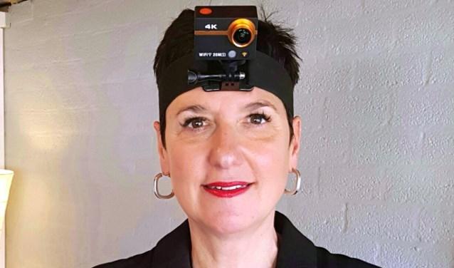Vreneli Stadelmaier filmt haar leven voor een dag