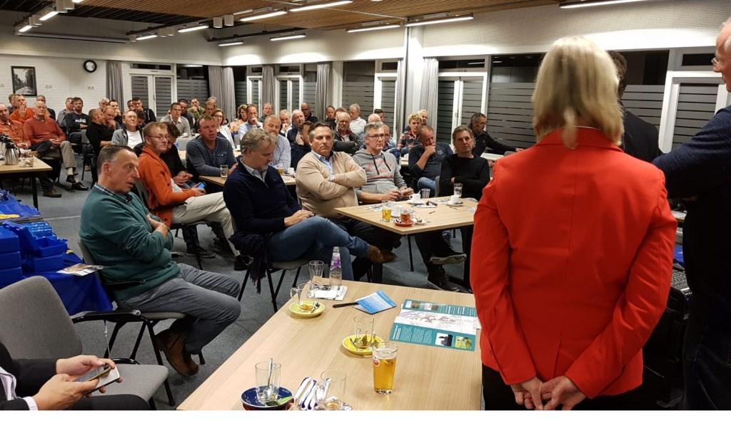 Volle zaal in De Hilt.  © Enter Media