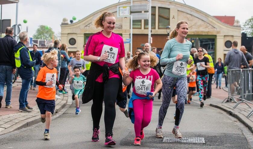 De Hilversum City Run 2017.