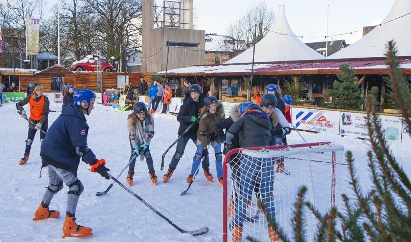 Inschrijven voor ijshockey kan vanaf nu al.